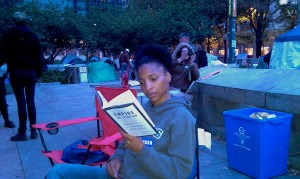Video of Occupy Philly 10/23/11