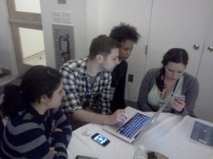 Startup Weekend Philly- Hour 10: another survey. Test test test your marke…